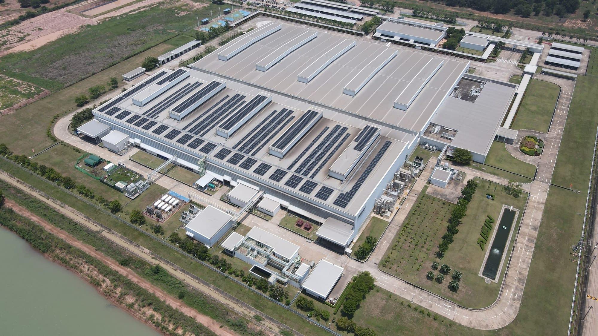 Initial Construction Audit at Aisin Thai Automotive Casting Co., Ltd.