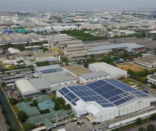 GCPF provides long-term debt for Asian C&I solar power producer Constant Energy
