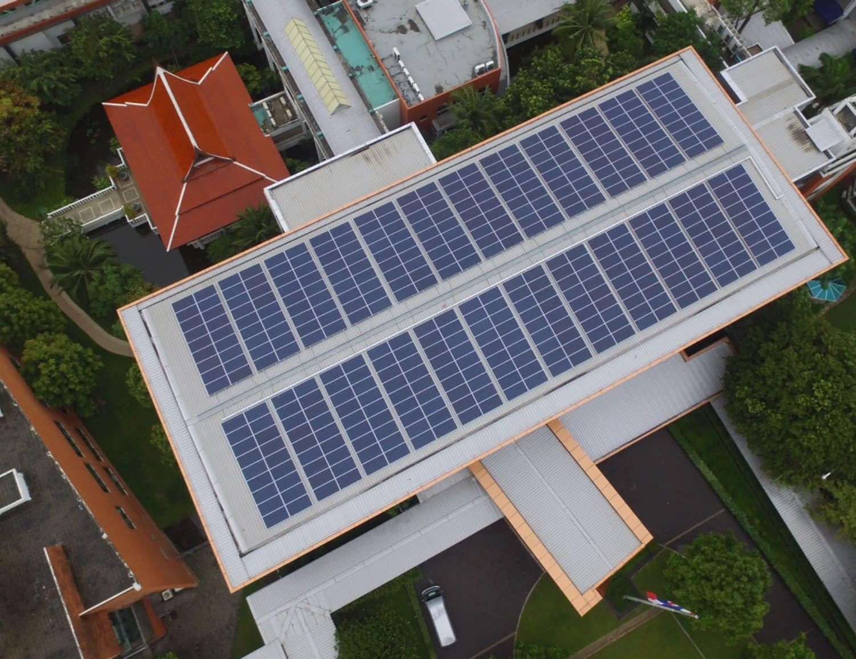 Towards a greener future at Bangkok Patana School